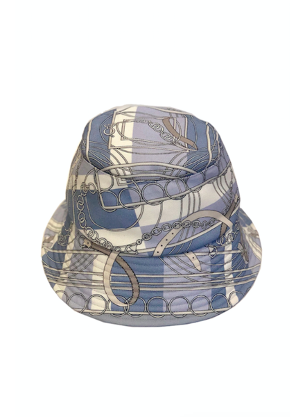 BUCKET HAT:  VENEZIA: BLUE