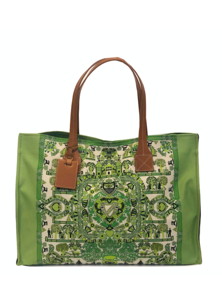 TOTE BAG SMALL: ELIZABETH: IVY