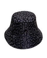 BUCKET HAT:  LEO: BLUE