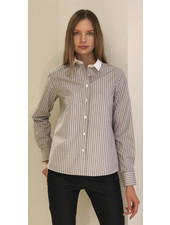 STRIPES COTTON SHIRT