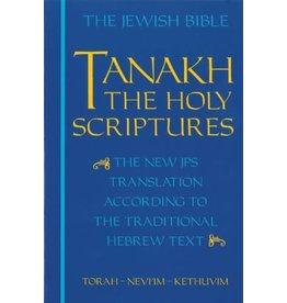 Jewish Publication Society Tanakh