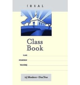 Abingdon Press Ideal Class Book-25 Name