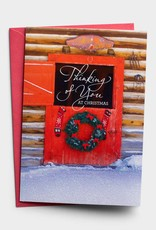 Thinking of You at Christmas - 18 Christmas Boxed Cards