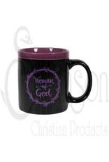 11 OZ. MUG WOMAN OF GOD