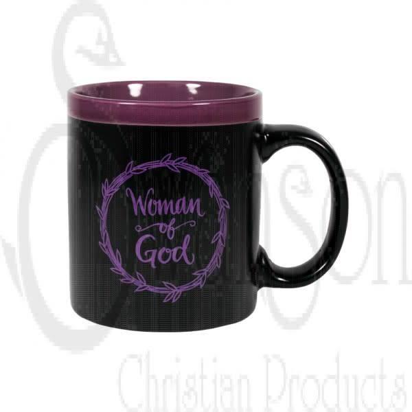 11 OZ. MUG WOMAN OF GOD