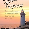 A Prayer Request, Lighthouse, Pew Cards (Philippians 4:6) Pack of 50