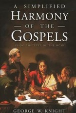 B & H A Simplified Harmony of the Gospels