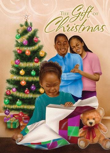 AA Expression The Gift of Christmas - Box Card