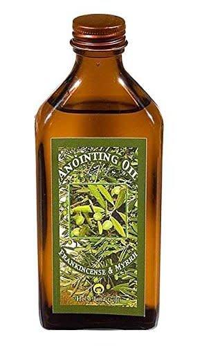 Anoint Oil-Scented Olive Oil For Shofar (8oz)