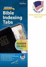 Bible Tab - Large Print O&N Testament - Silver