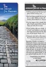 CTA Bookmark - Romans Road