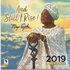 Calendar-2019 And Still I Rise Maya