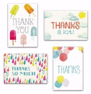Card-Boxed-Thank You-Fun (Box Of 12)