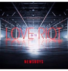 Fair Trade CD - Love Riot Newsboys