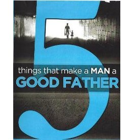 TD Jakes Cd-5 Things That Made A Man A Good Father