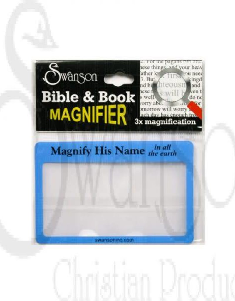 CREDIT CARD MAGNIFIER - Single