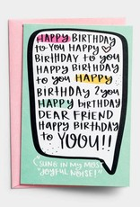 Dayspring - Shanna Noel Cards - Joyful Birthday