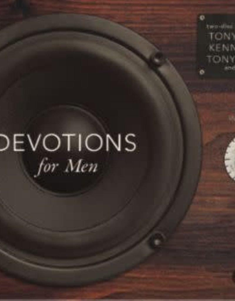 Devotions for Men - Audio CDs