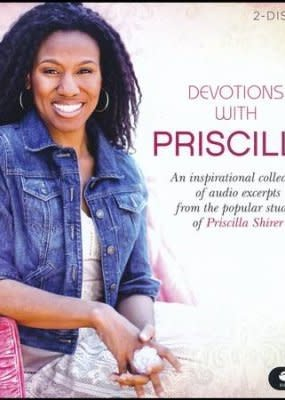 Devotions from Priscilla Shirer: Volume 1 (CD set)