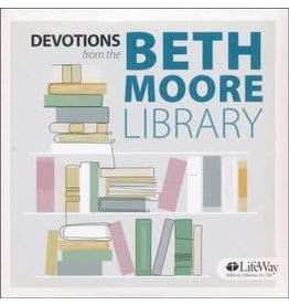 Devotions from the Beth Moore Library Audio CD