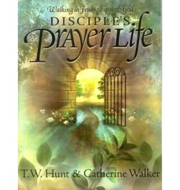 Disciple's Prayer Life: Walking in Fellowship with God Paperback