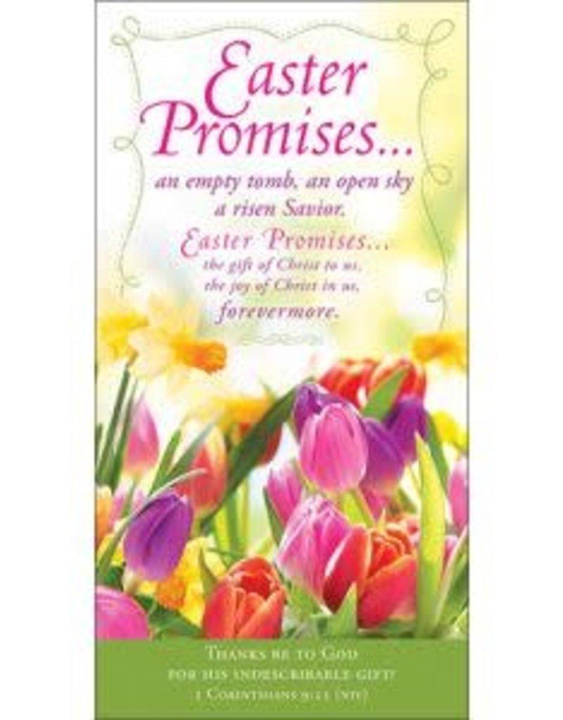 Easter Giving Envelope - Easter Promises