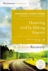 Zondervan Honoring God by Making Repairs Participant's Guide 7