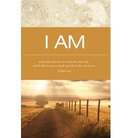 I Am The Way - Bulletin (Pkg 100) General Worship