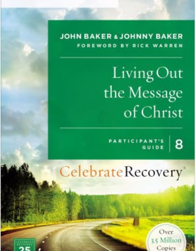 Zondervan Living Out The Message Of Christ Participant's Guide 8