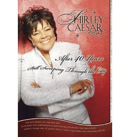 Light Records DVD-Shirley Caesar-After 40 Years