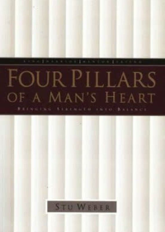Multnomah Publisher Four Pillars Of A Man's Heart