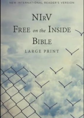 Zondervan NIrV Free on the Inside Bible, Reader's Version, Large Print
