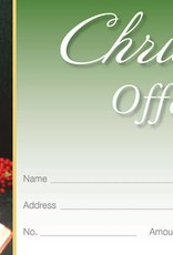 Offering Envelope - Christmas-Advent - Great Joy (Pack of 100)