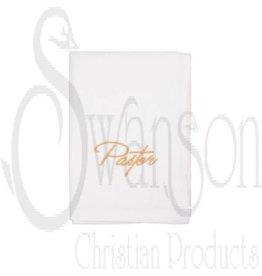 PASTOR TOWEL WHITE - PASTOR