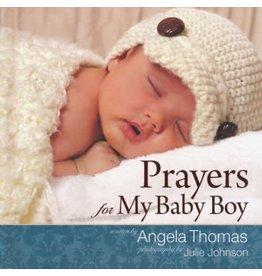 Prayer for My Baby Boy