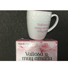 PRECIOUS AND DEARLY LOVED CERAMIC MUG & GIFT BOX (SPANISH)