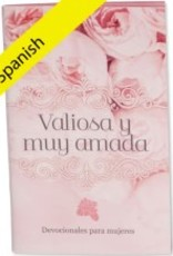 Precious and Dearly Loved Softcover Devotion Book - Spanish