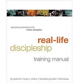 NavPress Real-Life Discipleship Training Manual
