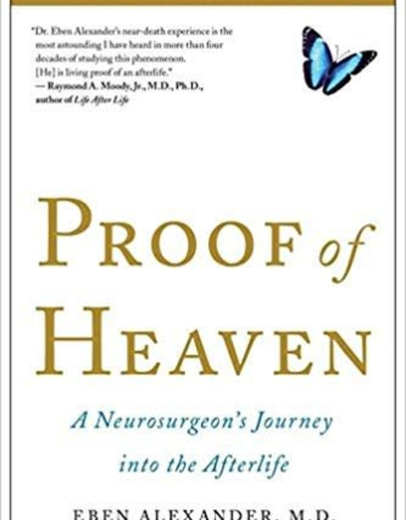 Simon & Schuster Proof of Heaven: A Neurosurgeon's Journey into the Afterlife