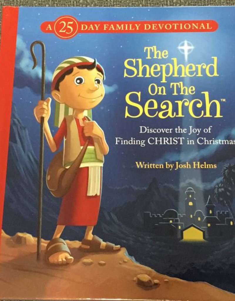 Shepherd On The Search 25 Day Family Devotional