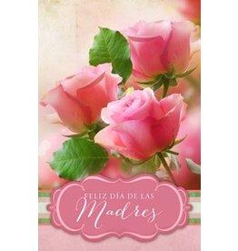 Span-Bulletin-Happy Mother's Day (Feliz Día De Las Madres) (Pack Of 100)