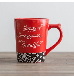 Strong and Beautiful - Classic Mug
