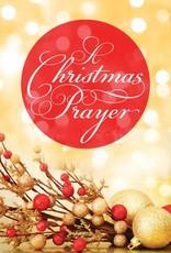 Tract A Christmas Prayer