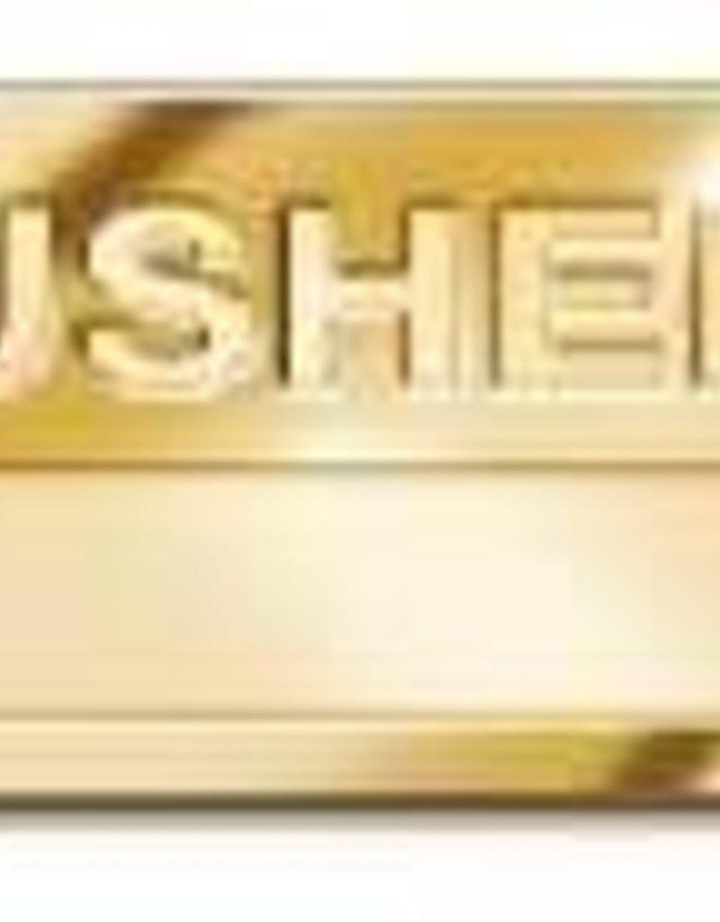 B & H Publishing Usher badges(brass cut-out)