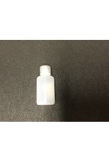 2 oz Round Leakproof Plastic Bottle