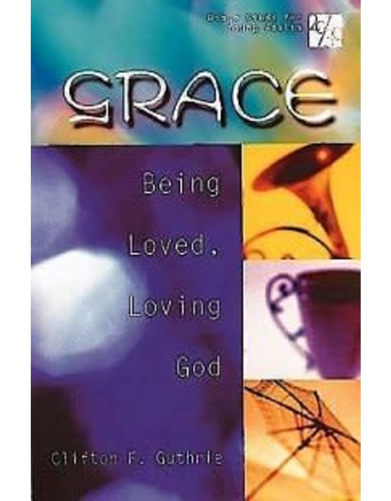 Abingdon Press 20/30 Bible Study for Young Adults Grace
