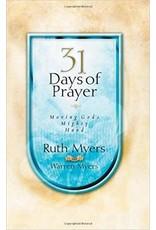Multnomah 31 Days of Prayer - Hardcover