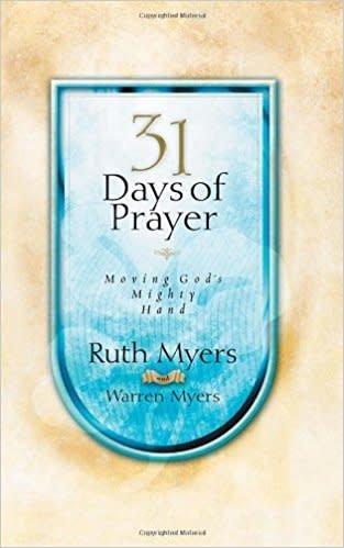 31 Days of Prayer - Hardcover
