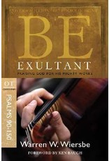 David  Cook Be Exultant (Psalms 90-150) (Repack) (Be Series Commentary)