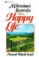 Whitaker House A Christiam's Secret of a Happy Life (1983)